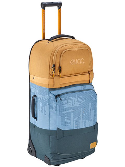 EVOC World Traveller matkakassi 125l , monivärinen